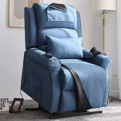 Irene House Power Lift Chair for back surgery patients