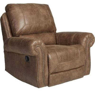 signature design by ashley - the best recliner after back surgery